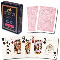 Carte MODIANO Poker 100%...