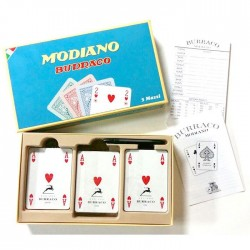3 Decks Modiano Burraco...