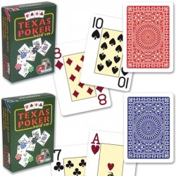 Carte Modiano TEXAS POKER...