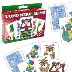 Gioco UOMO NERO & MEMO...