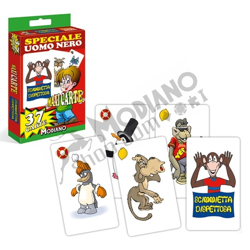 MODIANO Carte Disney Ramino Old Style 308523