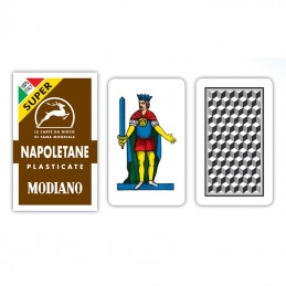 Carte Napoletane Marrone...