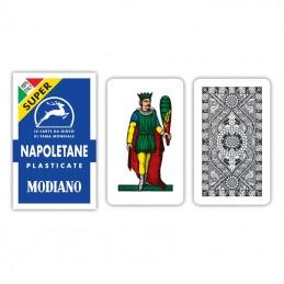 Neapolitan cards Blue SUPER...