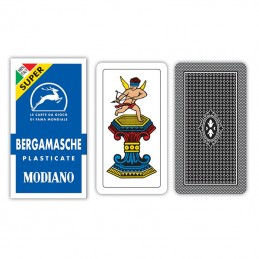 Carte Bergamasche Blu SUPER...