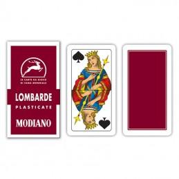 Carte Lombarde Bordeaux F/N...