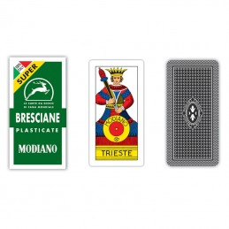 Carte Bresciane Green SUPER...