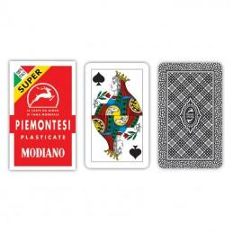 Carte Piemontesi Rosso...