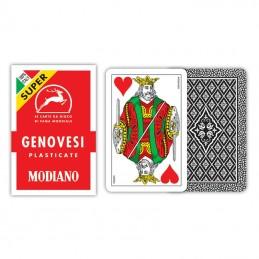 Carte Genovesi Rosso SUPER...