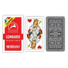 Carte Lombarde Rosso SUPER...