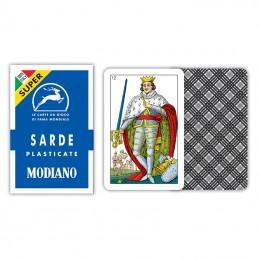Carte Sarde Blu SUPER Modiano