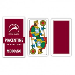Carte Piacentine Bordeaux...