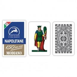 Carte Napoletane Blu 150°...