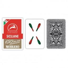 Carte Sicilian 150th...
