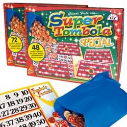 SUPER TOMBOLA 48 cartelle...
