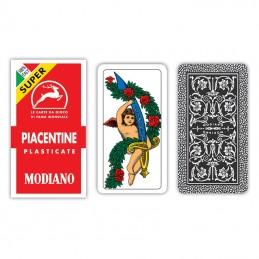 Carte Piacentine Rosso...