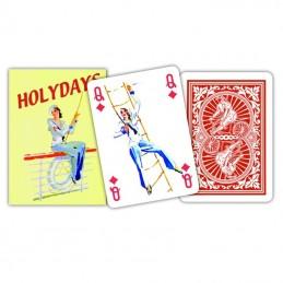 Carte POKER HOLIDAYS Modiano