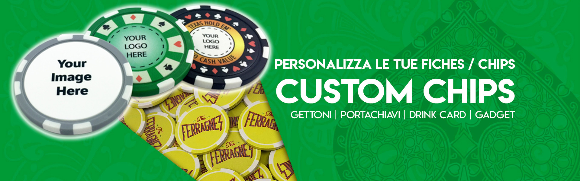 Chips Personalizzate